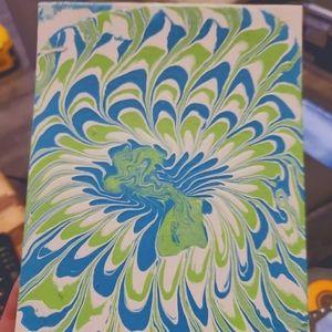 Trippy flower pour